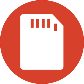 icon memory and storage