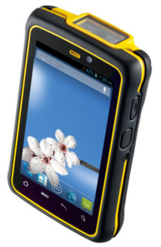 Rugged Pda With Grade